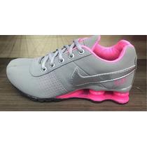 Tênis Nike Shox Nz 4 Molas Feminino Toda Hora Vende