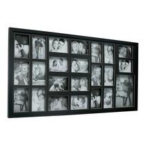 Painel Porta Retrato Madeira 23 Fotos 10x15 E 15x21 G12993
