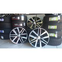 Jogo Roda Toyota Hilux Sw4 Srx 2016 Aro 20 6x139 +pneus