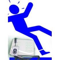 Panico Botao Idoso Pai Mae Cuidar Alarme Sinal Telefone Liga