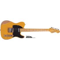 Guitarra Vintage Telecaster V52mr Butterscott - Gt0021