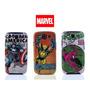 Capa Samsung Galaxy S3 Avengers Vingadores Da Marvel Filmes