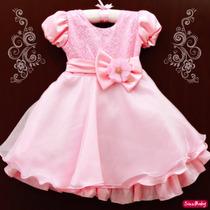Vestido Gata Gatinha Marie Princesa Festa Infantil Com Tiara