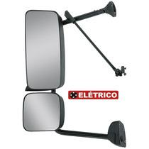 Espelho Retrovisor Mb Axor Elétrico Desembaçador Auxiliar Le