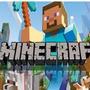 Kit Festa Scrapbook Digital Papéis Minecraft Convites Cartoe