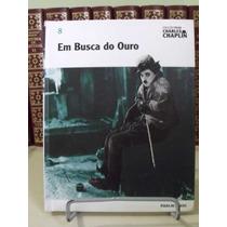 * Livro - Charles Chaplin - Em Busca Do Ouro