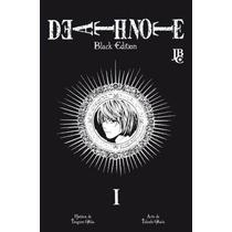 Mangá Death Note Black Edition Vol.1