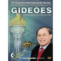 Dvd Gideões - Camboriú 2015 / Pr. Samuel Mariano - Tema 1.