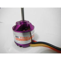 Motor Rc Timer 2830/8 1300kv 275w + Spinner + Montante