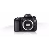 Canon 70d Corpo Eos Câmera Profissional