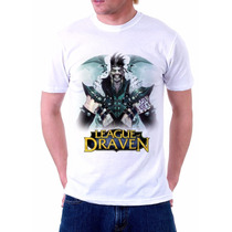 Camisa, Camiseta League Of Legends, Draven