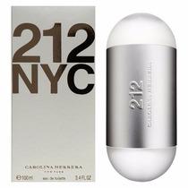 Perfume Feminino 212 Carolina Herrera 100ml 100% Original