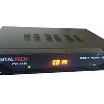 Controle Remoto Para Conversor Digital Digital Tech Pvr-1818