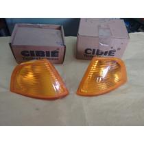 Par Lanterna Dianteira Seta Cibie Monza 91 A 96 Original Gm