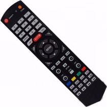 Controle Remoto Tv Led Sti Semp Toshiba Netflix Ct-6610
