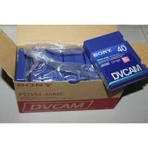 Fita Dvcam 40me Sony Nova