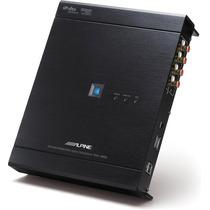 Processador De Áudio Alpine Pxa-h800 Top De Linha