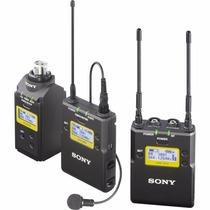 Microfone De Lapela Sony Uwp-d16