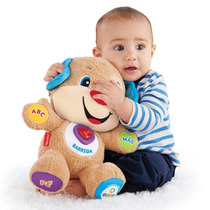 Cachorrinho Aprendendo A Brincar Cdl59 Fisher Price