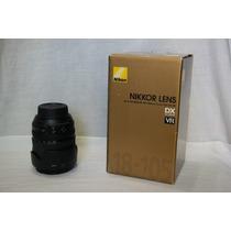 Lente Nikon Nikkor Af-s Dx 18-105mm F/3.5-5.6g Ed Vr