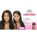 Peruca Lace Front  Full Sintetica Freetreess Equal -estelle