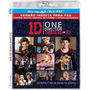 Blu-ray + Blu-ray 3d One Direction - This Is Us Em 3d