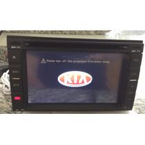 Central Multimídia Universal Tv Dvd Gps Câmera De Re Mp3/4