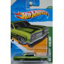 Hot Wheels 1:64 - '65 Chevy Malibu, 2012 T-hunt