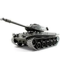 Tanque De Guerra De Controle Us M41a3 Bulldog - Versão Pro