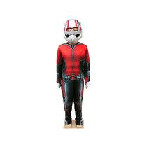 Fantasia Infantil Ant-man Homem-formiga Longa Tam. P