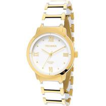 Relógio Technos Feminino Ceramic Safira 2035lwg/4b