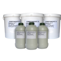 4,6kg Cola Bi Componente P/ Telhas Saduiche De Isopor
