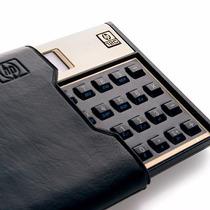 Calculadora Financeira Hp 12c Gold Original Português