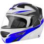 Capacete Robocop De Moto Pro Tork V-pro Jet 2 Carbon