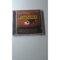 Cd Musicas Sertanejas-tibagi E Miltinho-mococa Moraci Novo