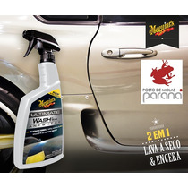 Ultimate Wash & Wax Anywhere Meguiars - Lava E Encera A Seco