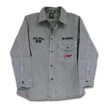 Camisa Infantil Menino Listrada Btx Boys 59 Bittix
