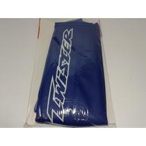 Capa Tanque Para Cbx250 Twister Cor Azul.