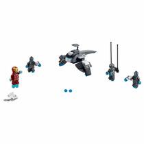 Lego Super Heroes Homem De Ferro Iron Man Vs Ultron 90 Peças