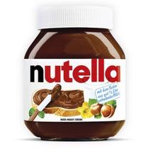 Creme De Avelã Nutella 650 G Gigante - Exclusivo