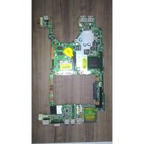 Placa Mãe Para Netbook Lg X110 Processador Intel N270