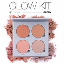 Anastasia Beverly Hills Glow Kit Gleam Paleta 4 Iluminadores