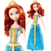 Rara Boneca Merida * Valente * Original Disney * Barbie 2013