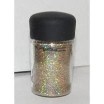 Glitter 3d Mac Gold Fração 0,5 Gramas