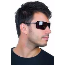 Óculos Probation Polarizado Preto Ou Dourado Envio Imediato