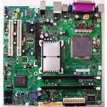 Placa Mae Intel D946gzis Socket 775 Lga Ddr2 Com Garantia!.