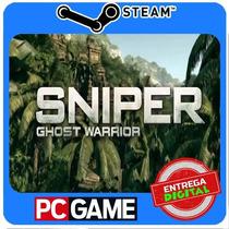 Sniper: Ghost Warrior Pc Steam Cd-key Global