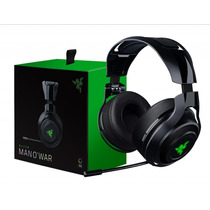 Headset Razer Mano War Man O' War 7.1 Wireless Chroma Pc/ps4