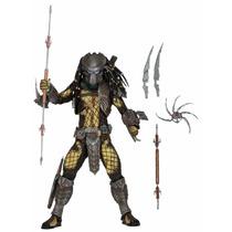 Predador Temple Guard - Alien Vs Predador Série 15 - Neca