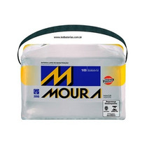 Bateria Moura 48ah Uno Fiesta Ka Celta Prisma Gol M48fd